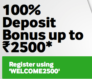 welcome bonus offer betway