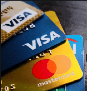 debit card/ credit card in India