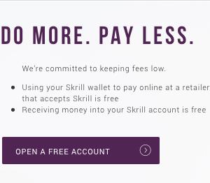 skrill deposit