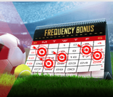 frequency bonus offer by dafabet