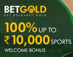 betgold bonus india