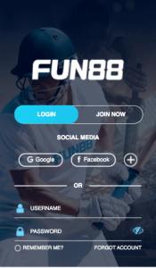 fun88 India login